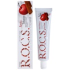 R.O.C.S. Anti-Tobacco pasta de dientes para fumadores con efecto blanqueador