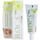 R.O.C.S. Baby Camomile zubní pasta pro děti
