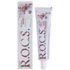 R.O.C.S. Blooming Sakura Refreshing Mint Zahncreme für gesunde und schöne Zähne