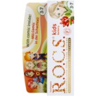 R.O.C.S. Kids Barberry pasta de dientes para niños