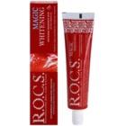 R.O.C.S. Magic Whitening pasta wybielająca przeciw przebarwieniom na szkliwie