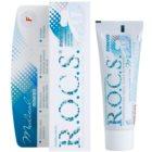 R.O.C.S. Medical Minerals gel de remineralização de dentes para dentes lisos e brancos