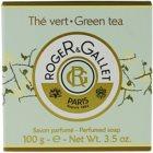 Roger & Gallet Thé Vert Feinseife in einer Schachtel