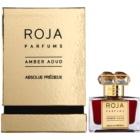 Roja Parfums Amber Aoud Absolue Précieux perfumy unisex 30 ml