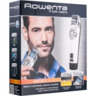 Rowenta For Men Airforce Precision TN4800F0 tondeuse barbe à système d'aspiration