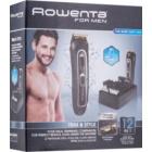 Rowenta For Men TRIM & STYLE TN9160F0 prirezovalnik za celo telo