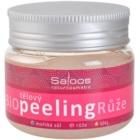 Saloos Bio Peeling пілінг для тіла троянда