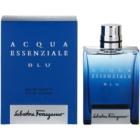Salvatore Ferragamo Acqua Essenziale Blu Eau de Toilette for Men 100 ml