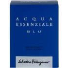 Salvatore Ferragamo Acqua Essenziale Blu Eau de Toilette für Herren 50 ml