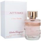 Salvatore Ferragamo Attimo L´Eau Florale Eau de Toilette para mulheres 100 ml