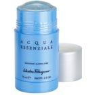 Salvatore Ferragamo Acqua Essenziale dezodorant w sztyfcie dla mężczyzn 75 ml
