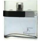 Salvatore Ferragamo F by Ferragamo Black Eau de Toilette for Men 100 ml