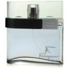Salvatore Ferragamo F by Ferragamo Black eau de toilette pentru barbati 100 ml