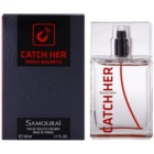 Samourai Catch Her Eau de Toilette for Men 50 ml