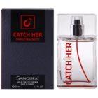 Samourai Catch Her Eau de Toilette para homens 50 ml