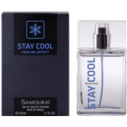 Samourai Stay Cool Eau de Toilette für Herren 50 ml