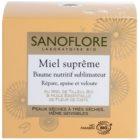 Sanoflore Miel Supreme Visage vyživujúci balzám pre suchú až veľmi suchú pleť