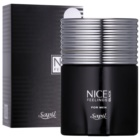 Sapil Nice Feelings Black eau de toilette per uomo 75 ml
