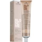 Schwarzkopf Professional Blondme освітлюючий крем для сивого волосся