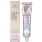 Schwarzkopf Professional Blondme Color Getinte Crème