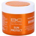 Schwarzkopf Professional BC Bonacure Sun Protect masque nourrissant pour cheveux exposés au soleil