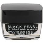 Sea of Spa Black Pearl krém na rty a oční okolí pro všechny typy pleti
