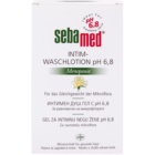 Sebamed Wash Feminine Wash for Women in Menopause pH 6.8