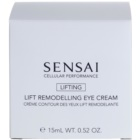 Sensai Cellular Performance Lifting Lifting-Augencreme mit remodellierendem Effekt