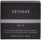 Sensai Total Finish Pudra compact cu Refill SPF15