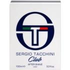 Sergio Tacchini Club losjon za po britju za moške 100 ml