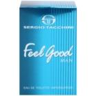 Sergio Tacchini Feel Good Man Eau de Toilette für Herren 30 ml
