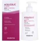 Sesderma Acglicolic Classic Body feszesítő testápoló tej peeling hatással
