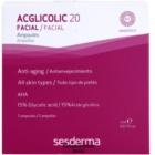 Sesderma Acglicolic 20 Facial protivráskové sérum s peelingovým efektem