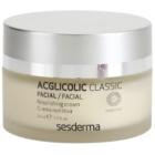 Sesderma Acglicolic Classic Facial nährende und verjüngende Creme für trockene bis sehr trockene Haut