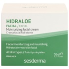 Sesderma Hidraloe feuchtikeitsspendende und weichmachende Creme