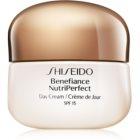 Shiseido Benefiance NutriPerfect Day Cream odmładzający krem na dzień SPF 15
