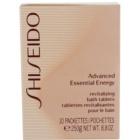 Shiseido Body Advanced Essential Energy tablete pentru baie