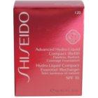 Shiseido Base Advanced Hydro-Liquid Fond de ten compact cu efect hidratant SPF 10