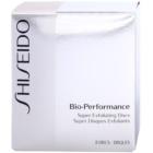Shiseido Bio-Performance reinigende Peeling-Pads zur Verjüngung der Haut