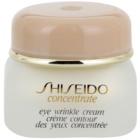 Shiseido Concentrate Anti-Faltencreme für den Augenbereich