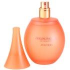 Shiseido Energizing Fragrance eau de parfum per donna 100 ml