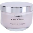 Shiseido Ever Bloom crème corps pour femme 200 ml