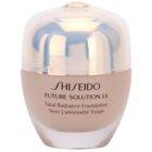 Shiseido Future Solution LX Verhelderende Foundation SPF15