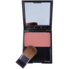 Shiseido Base Luminizing Satin blush cu efect iluminator