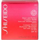 Shiseido Base Sheer and Perfect компактний пудровий тональний засіб - наповнювач SPF 15