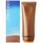 Shiseido Sun Self-Tanning Zelfbruinende Emulsie  voor Lichaam en Gezicht