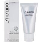 Shiseido The Skincare máscara de limpeza contra brilho de rosto i poro dilatados