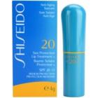 Shiseido Sun Protection захисний бальзам для губ SPF 20