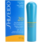 Shiseido Sun Protection balsam de buze protector SPF 20