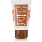 Sisley Sun crema de fata cu efect de protectie SPF 30